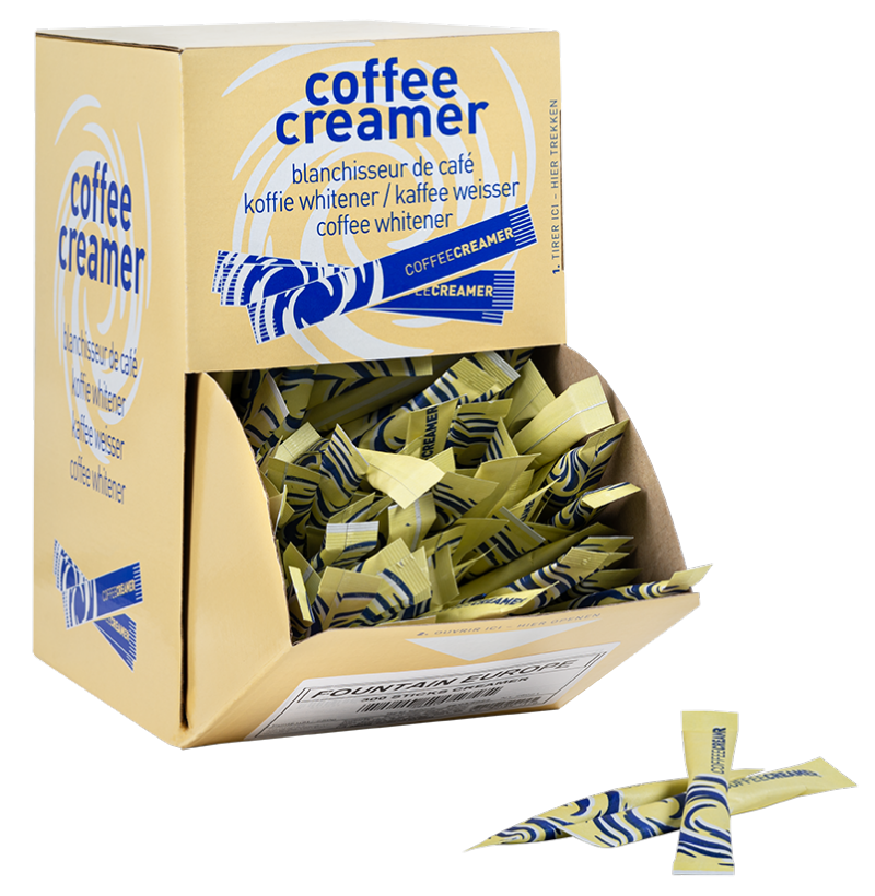 FOUNTAIN CREAMER STICKS - 2,5GR x 300