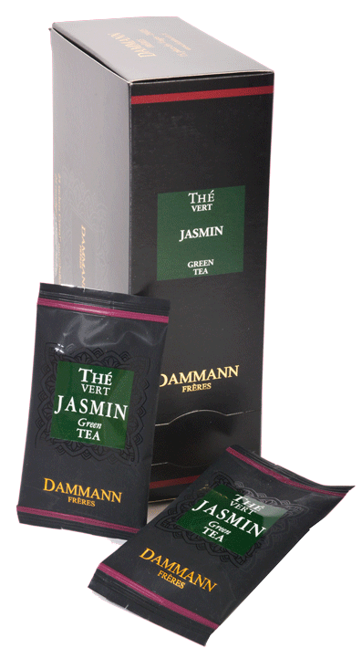 DAMMANN Frères THE AU JASMIN - 24 PCS